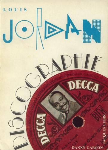 Louis Jordan Discography